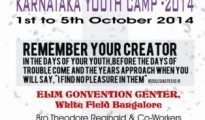 Youth Camp 2014 2